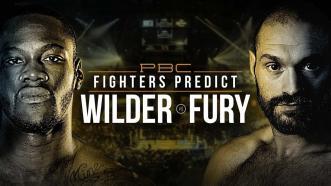 PBC Fighters predict Wilder vs Fury