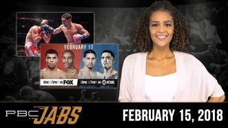 PBC Jabs: February 15, 2018