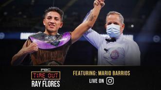 """Mario Barrios Is Ready to Take On """"Tank"""""""