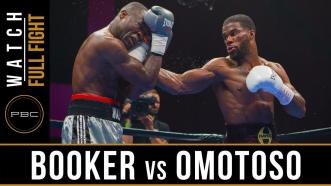 Booker vs Omotoso - Watch Full Fight | May 25, 2019