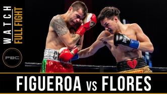 Figueroa vs Flores - Watch Video Highlights | January 13, 2019
