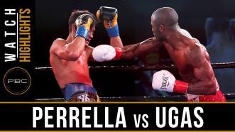 Perrella vs Ugas full fight: September 27, 2016
