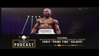 It's Prime Time: The Return of Chris Colbert