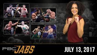 PBC Jabs: July 13, 2017