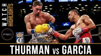 Thurman vs Garcia HIGHLIGHTS: March 4, 2017