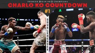 CHARLO DOUBLEHEADER KO Countdown   1 Day To Go