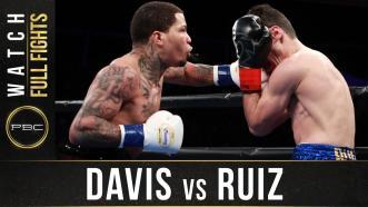 Davis vs Ruiz - Watch Full Fight | February 9, 2019