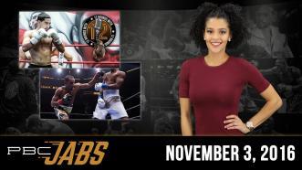 PBC Jabs: November 3, 2016