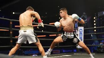 Jesus Ramos KO's Esteban Garcia inside of 2RDs | Ramos vs Garcia Highlights