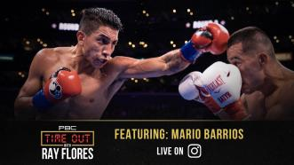 140-LB Champ Mario Barrios is Ready for a Proper Texas Showdown