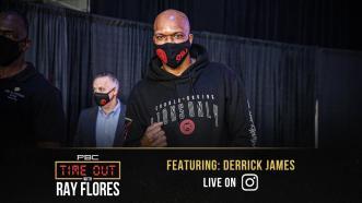 Derrick James Confirms Errol Spence Jr. is Ready for Danny Garcia