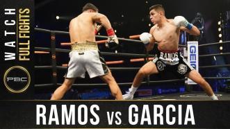 Ramos vs Garcia - Watch Full Fight | September 6, 2020