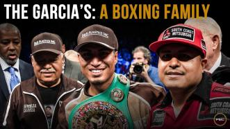 Boxing: A Family Affair for The Garcia's