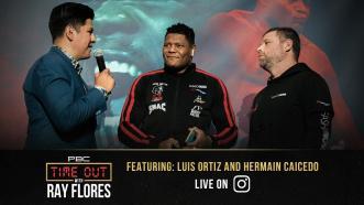 Luis Ortiz Eyes Andy Ruiz