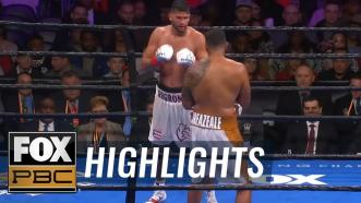 Dominic Breazeale calls out Deontay Wilder