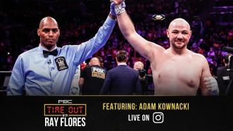 Adam Kownacki Aims to Avenge His First Career Loss on October 9th | Time Out With Ray Flores
