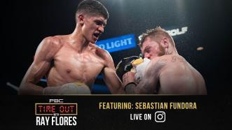 Sebastian Fundora Exemplifies the Warrior Mentality