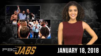 PBC Jabs: January 18, 2018
