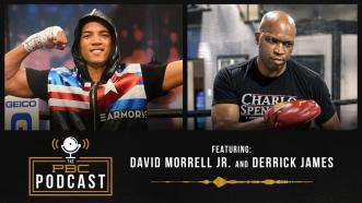 David Morrell Jr., Derrick James and More