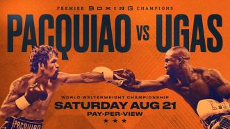 Pacquiao vs Ugas PREVIEW: August 21, 2021 on Pay-Per-View