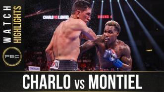 Charlo vs Montiel - Watch Fight Highlights   June 19, 2021