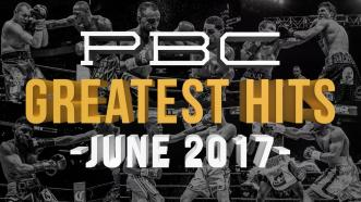 PBC Greatest Hits - June 2017