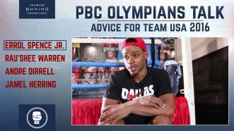 PBC Olympians offer advice to Team USA 2016