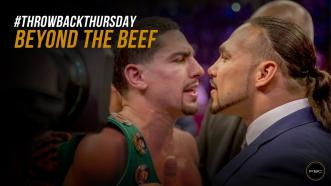 Throwback Thursday: Thurman vs Garcia - Beyond the Beef