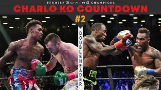 CHARLO DOUBLEHEADER KO Countdown   2 Days To Go