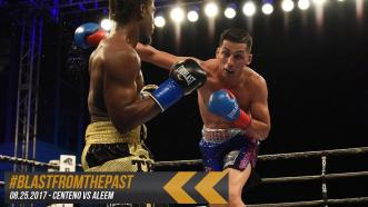 Blast From The Past: Centeno delivers a KO performance against Aleem
