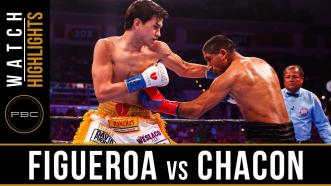 Figueroa vs Chacon - Watch Fight Highlights | August 24. 2019