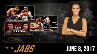 PBC Jabs: June 8, 2017