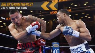 Blast from the Past: 4.11.15 - Spence vs Vargas