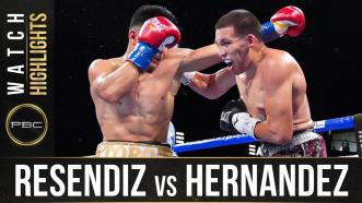 Resendiz vs Hernandez HIGHLIGHTS: September 5, 2021 | PBC on FOX