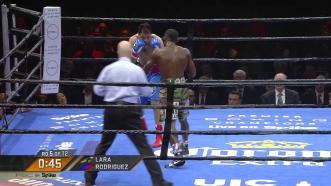 Lara vs Rodriguez full fight: June 12, 2015