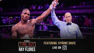 "Kyrone Davis Plans to ""Shut Down"" Anthony Dirrell"