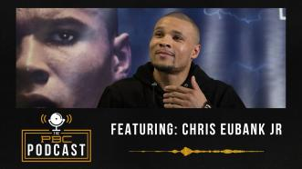 Chris Eubank Jr. is on a Mission   The PBC Podcast