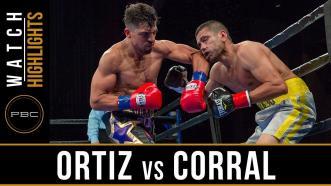 Ortiz vs Corral Highlights: July 30, 2017 - PBC on FS1