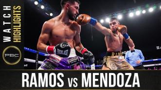 Ramos vs Mendoza HIGHLIGHTS: September 5, 2021 | PBC on FOX