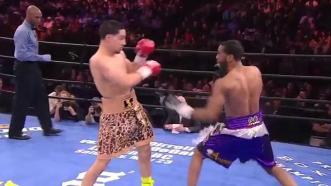 Garcia vs Peterson highlights: April 11, 2015
