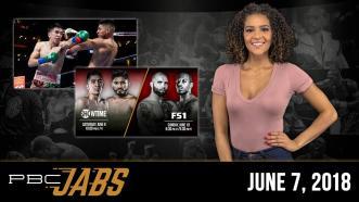 PBC Jabs: June 7, 2018