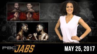 PBC Jabs: May 25, 2017