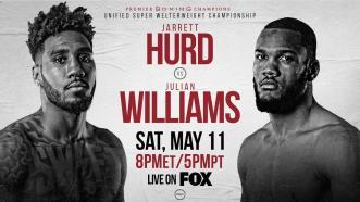 Hurd vs Williams - Full Fight | May 11, 2019