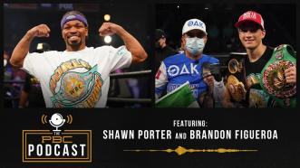 Shawn Porter, Brandon Figueroa and 2021's Best Performances