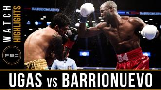 Ugas vs Barrionuevo - Watch Video Highlights | September 8, 2018