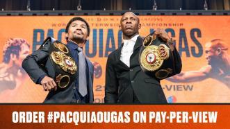 Pacquiao vs Ugas Pay-Per-View Pre-Show   #PacquiaoUgas