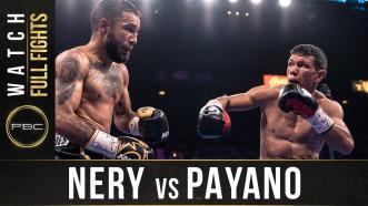 Nery vs Payano FULL FIGHT: July 20, 2019 - PBC on FOX PPV