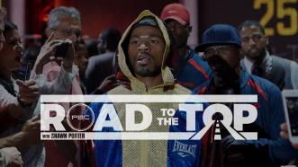 Road to the Top with Shawn Porter
