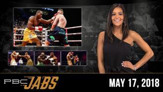 PBC Jabs: May 17, 2018
