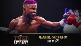 Chris Colbert Opens up About Boxing and Life